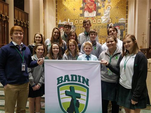 Archdiocese Catholic Schools Week Mass at St. Peter in Chains Cathedral