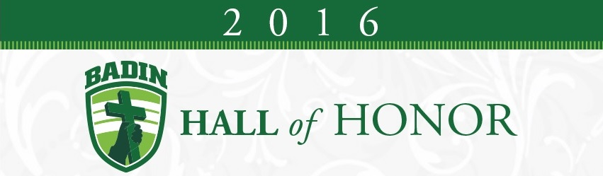 Hall of Honor logo, 2016