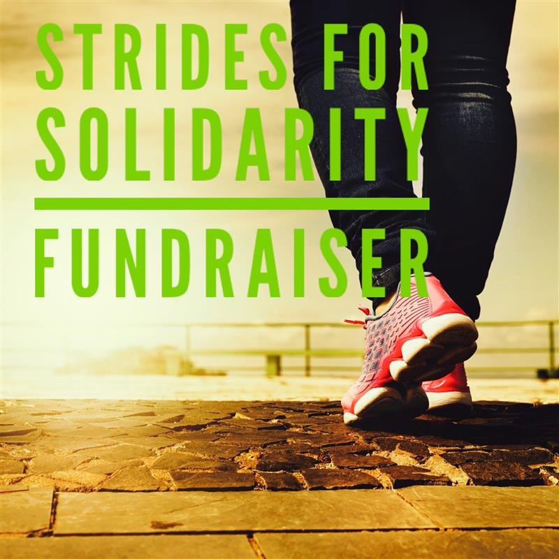 Strides for Solidarity Fundraiser