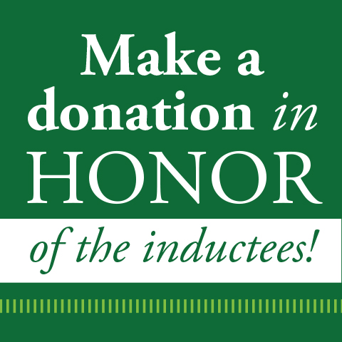 HALL OF HONOR DONATIONS