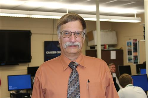 David Gretz named Badin's 'Educator of the Year'