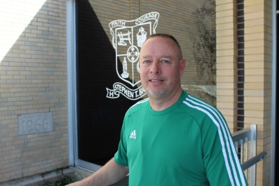 Martin named new head coach of Badin girls' soccer program